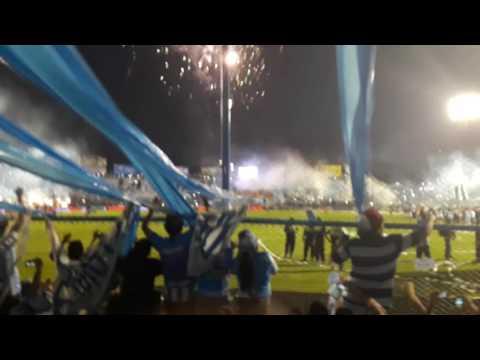 Recibimiento de Atletico contra Boca - 23/10/2016 - La Inimitable - Atlético Tucumán - Argentina - América del Sur