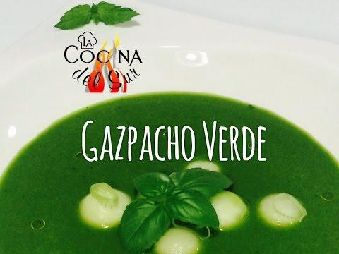 Gazpacho Andaluz Verde
