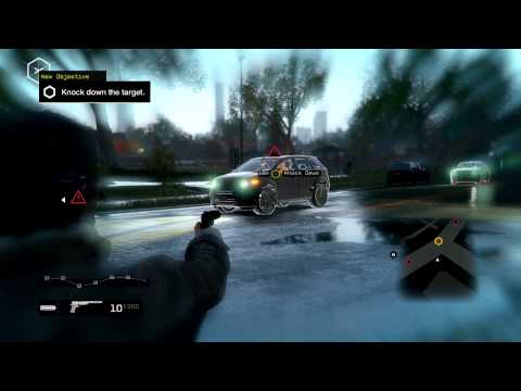 europe - Police hot on your trail? Check out the video to see how Watch_Dogs Animation Director Colin Graham's uses Focus Mode and a few well-aimed rounds to perform the ultimate takedown. Official...