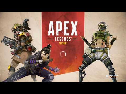 【ApexLegends】昼夜逆転の男 With マスオさん【がち芋】