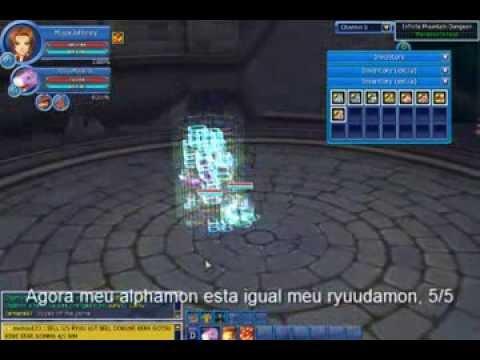 BUG da Fruit ! Digimon 3/5 para Size 5/5 ou vice-versa - Digimon