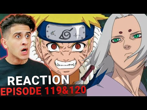 A New Enemy Appears! Naruto Episode 119, 120 Reaction!