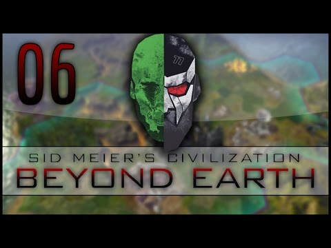 Civilization: Beyond Earth Co-op LP – MadDjinn and Docm77 take on the Aliens – EP06