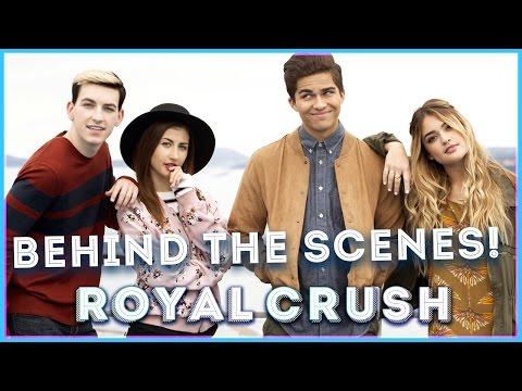 Behind the Scenes of Royal Crush Season 4 w/ Meg DeAngelis and Alex Aiono