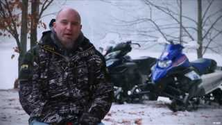 2. Snowmobiling Review of the Yamaha 4 Stroke Technology