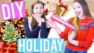 DIY Holiday Life Hacks, Treats, & Room Decor! | Meredith Foster by Meredith Foster