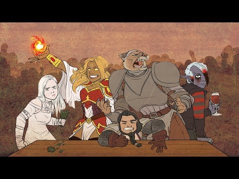 Bar Room Blitz | Critical Role RPG One-Shot