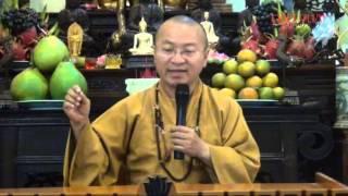 Đạo Phật vào đời - TT.Thích Nhật Từ (15/12/2013)