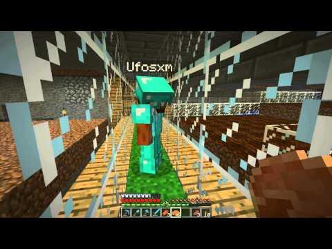 DualDGaming Spelar Minecraft Multiplayer - Den Nya Världen #1