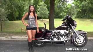 7. Used 2007 Harley Davidson Street Glide Motorcycles for sale