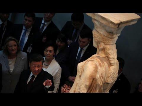 Η αποτίμηση της επίσκεψης του προέδρου της Κίνας στην Αθήνα…