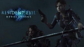 Resident Evil Revelations - Capcom Unity close-up