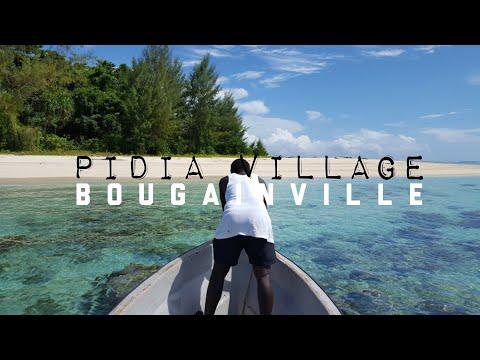 Pidia Village (Mr Pip), Bougainville   Papua New Guinea