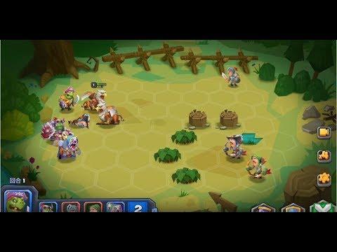 《鬥獸戰棋 Tactical Monsters》手機遊戲玩法與攻略教學!