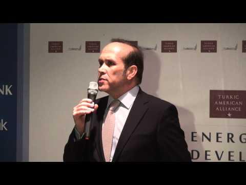 Namık Tan speech at TAA Gala