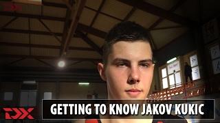 Getting to know: Jakov Kukic