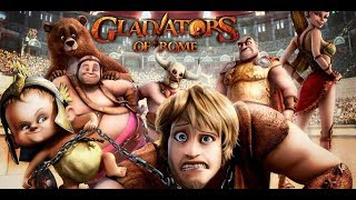 Nonton Gladiators Of Rome 2012 Animation Movies For Kids Film Subtitle Indonesia Streaming Movie Download