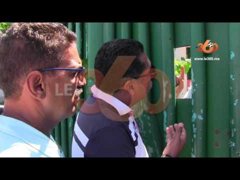 فضيحة مدوية: هاشنو طرا  رشيد الطاوسي وطاقمه في مركب الرجاء