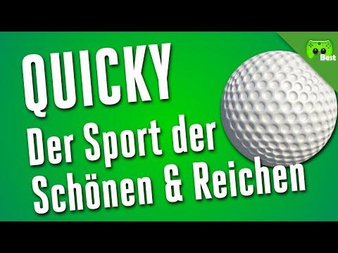 QUICKY # 29 - Der Sport der Schönen und Reichen «» Best of PietSmiet | HD