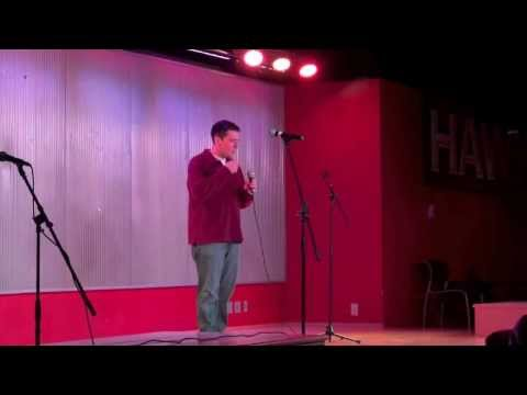 Open Mic Night Stand Up Comedy