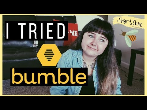 Trying Bumble For the First Time! | Will She Find Love?