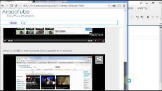 Website Tutorial In Amharic 3 - JQuery