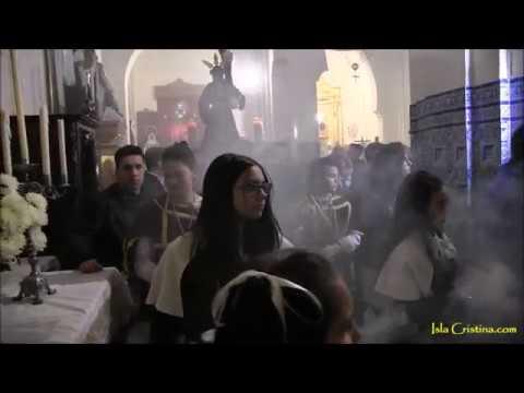 Vía Crucis del Consejo Hermandades y Cofradías de Isla Cristina 2018