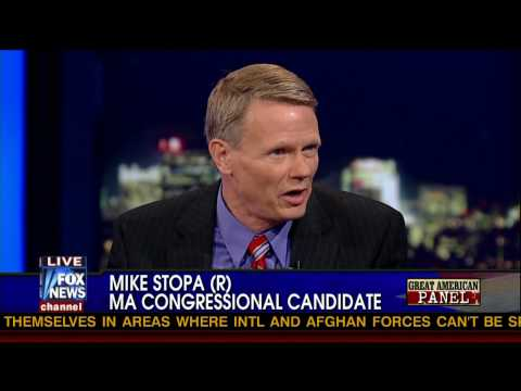 Say the Word Terrorism, Mike Stopa on Hannity (видео)