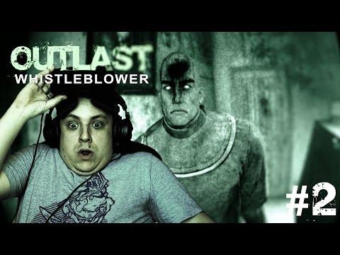 Outlast: Whistleblower #2 | Oculus Rift Gameplay