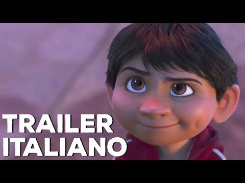 Preview Trailer Coco, trailer ufficiale