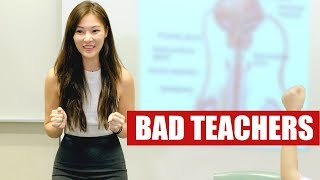 Video 12 TEACHERS YOU'LL NEVER WANT TO MEET MP3, 3GP, MP4, WEBM, AVI, FLV Juli 2018