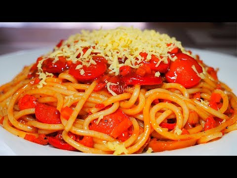 SPAGHETTI | THE BEST AND SIMPLE WAY TO MAKE SPAGHETTI FILIPINO STYLE