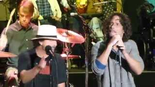 HUNGER STRIKE Live Temple Of The Dog Pearl Jam Chris Cornell Bridge School Benefit Mountain View