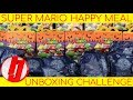 Download Lagu Japanese Happy Meal Toys Unboxing: Super Mario Edition Mp3 Free