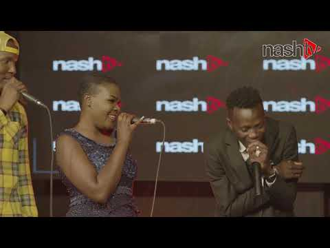 Nash Nation Riddim 2 - Winner Prize Handover (Jah  Master)
