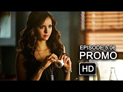 The Vampire Diaries 5x06 Promo - Handle with Care [HD]