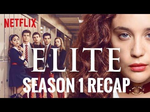 Elite Season 1 RECAP || Netflix || 2020