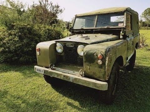 Video - Ένα Land Rover έτοιμο για τις πιο απίθανες διαδρομές