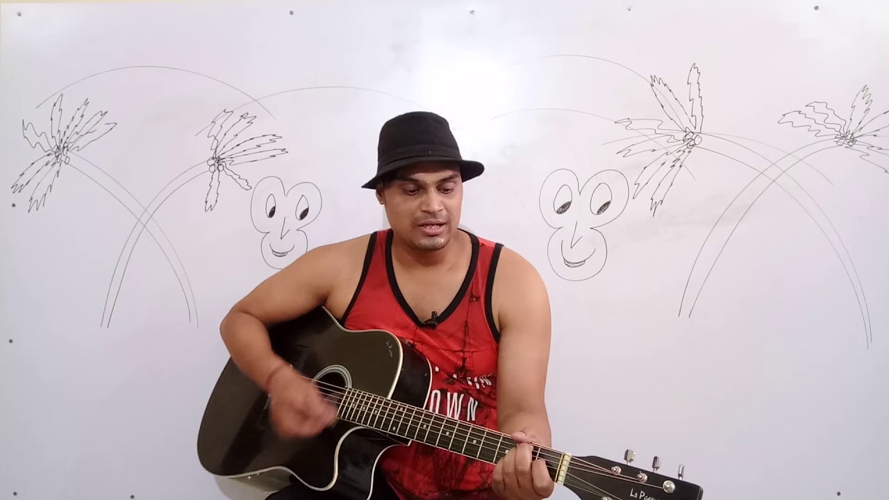 Guitar songs marathon Bollywood by (Vikram Verma)