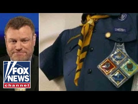 Steyn: Left drove a stake through Boy Scouts