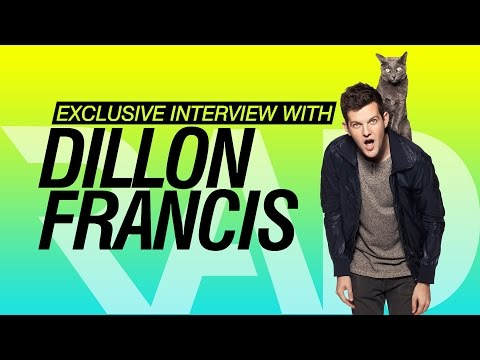 Dillon Francis Interview with RadRadio.FM