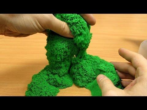 Как сделать генетический песок китай бугага