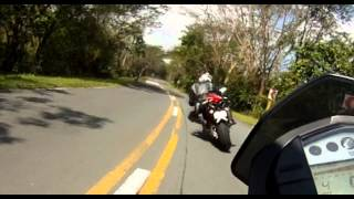 10. DUCATI 1198 S Corse on Marilaque Road