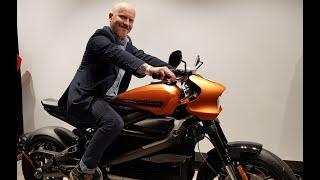 4. NEW! 2020 Harley-Davidson Livewire Up-Close