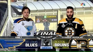 St. Louis Blues vs. Boston Bruins | 2019 Stanley Cup Finals Game 7 Highlights