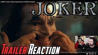 Video Joker Angry Trailer Reaction! MP3, 3GP, MP4, WEBM, AVI, FLV Juni 2019