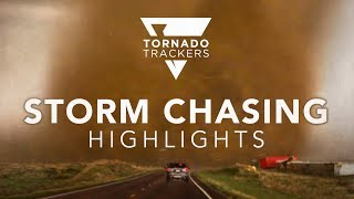 Tornado Trackers - Full Storm Chasing Video