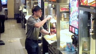 Video Kevin the Cashier Goes to the Movies! MP3, 3GP, MP4, WEBM, AVI, FLV Desember 2018