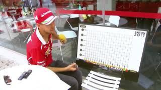 Download Lagu Vettel rates his season - Abu Dhabi GP 2017 Mp3
