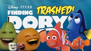 Nonton Annoying Orange   Finding Dory Trailer Trashed   Film Subtitle Indonesia Streaming Movie Download